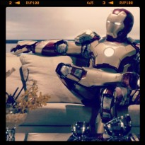 Top Billing – Iron Man III