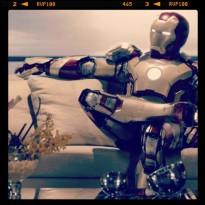 Top Billing – Iron Man III